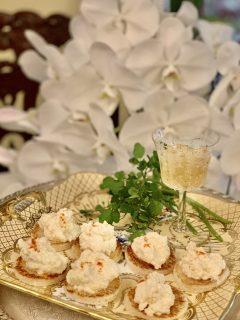 「ビートン夫人家政本」再現チャレンジ Part 4:チーズクリームクルート