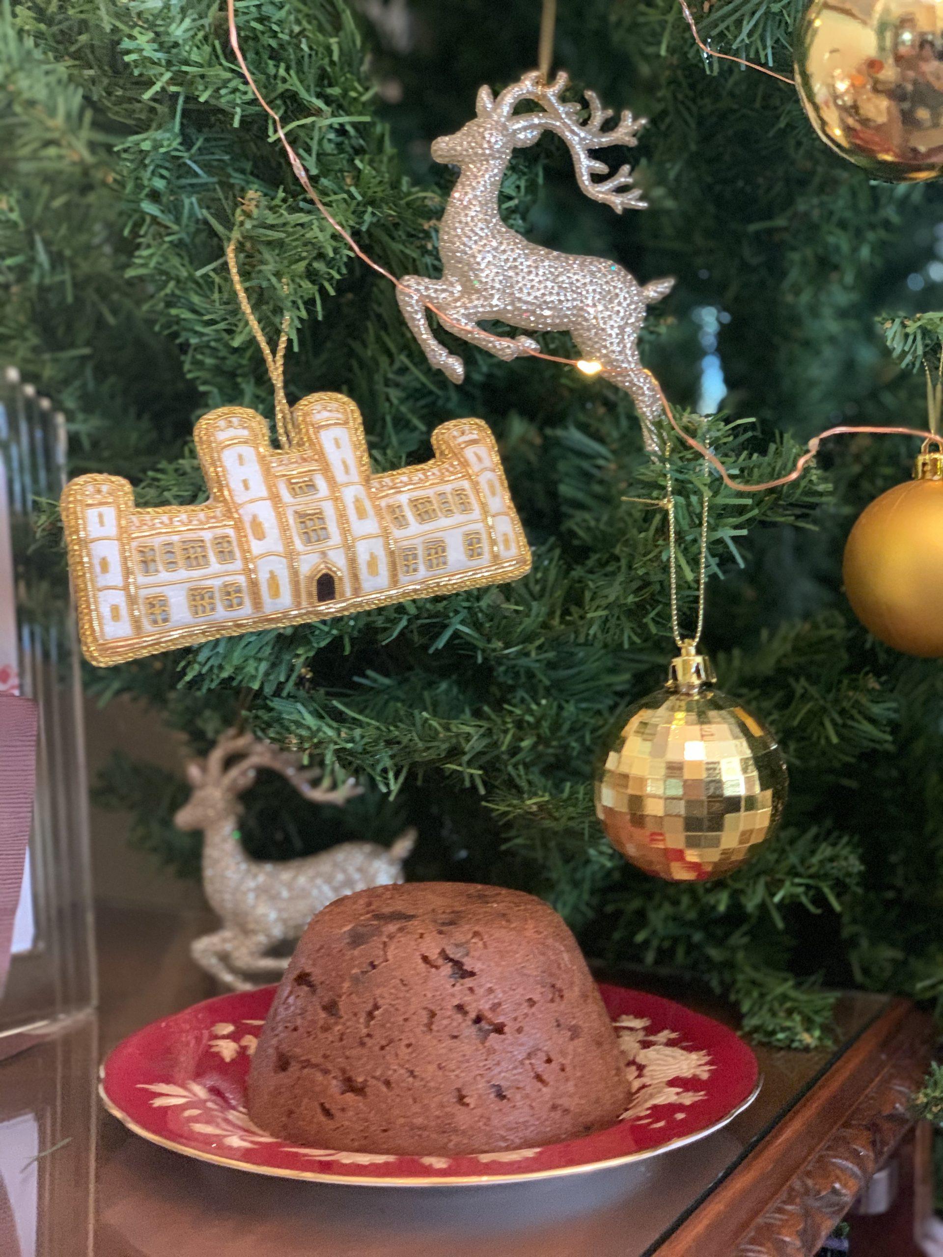 クリスマスプディングを作りましょう🎄