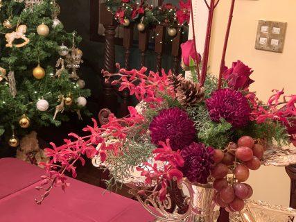 サロン・クリスマスパーティー・レポート